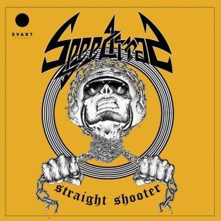 "SPEEDTRAP- Straight Shooter LIM. BLACK VINYL 7"" SINGLE"