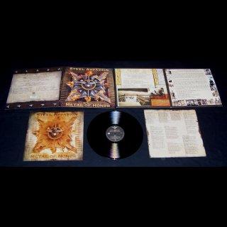 STEEL ASSASSIN- WWII: Metal Of Honor LIM. 150 BLACK VINYL
