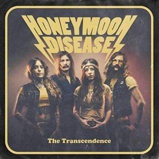 HONEYMOON DISEASE- The Transcendence LIM. DIGIPACK CD