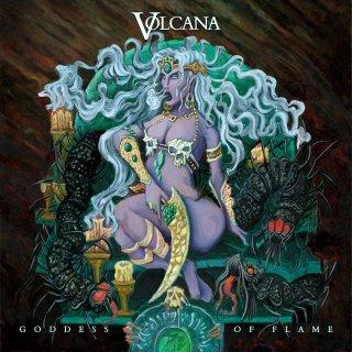 VOLCANA- Goddess Of Flame