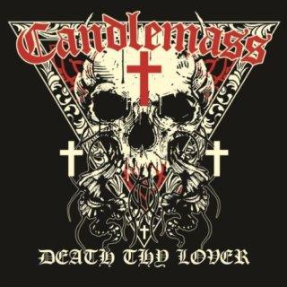 CANDLEMASS- Death Thy Lover LIM. BLACK VINYL