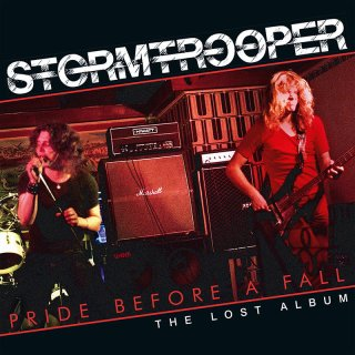 STORMTROOPER- Pride Before A Fall- The Lost Album