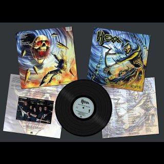 HEXX- Wrath Of The Reaper LIM. 250 BLACK VINYL