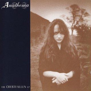 ANATHEMA- The Crestfallen EP LIM. BLACK VINYL