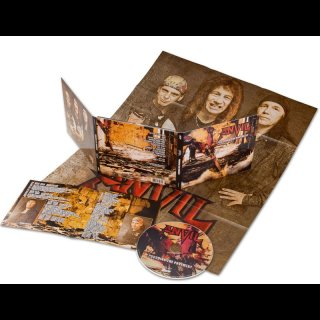 ANVIL- Pounding The Pavement LIM. DIGI +Bonustr.+Poster