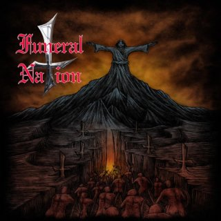 FUNERAL NATION- same LIM. BLACK VINYL EP