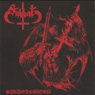SABBAT- Satanasword LIM. 500 CD +Desecration EP Bonustracks