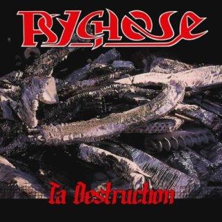 PSYCHOSE- Ta Destruction LIM. 500 CD