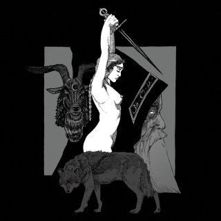 OLD WOLF- Faustian Mass