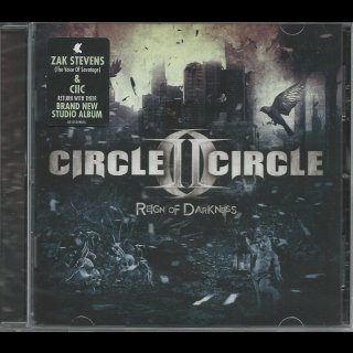 CIRCLE II CIRCLE- Reign Of Darkness