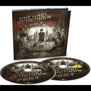 MICHAEL SCHENKER FEST- Resurrection LIM. CD+DVD DIGIPACK