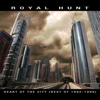 ROYAL HUNT- Heart Of The City DIGIPACK
