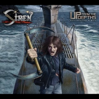 SIREN- Up From The Depths LIM.2CD SET us import