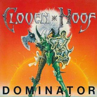 CLOVEN HOOF- Dominator CD +bonustracks