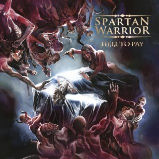 SPARTAN WARRIOR- Hell To Pay