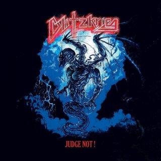 BLITZKRIEG- Judge Not CD +Bonustrack