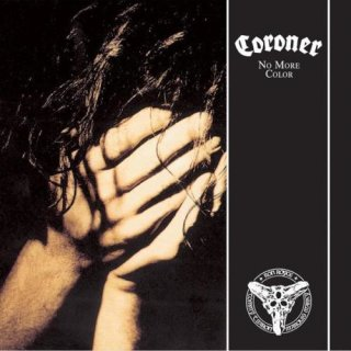 CORONER- No More Color