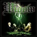 WIDOW- Midnight Strikes...Twice! 2 DISC SET us import
