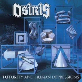 OSIRIS- Futurity And Human Depressions DELUXE 2CD SET +Demo Bonus
