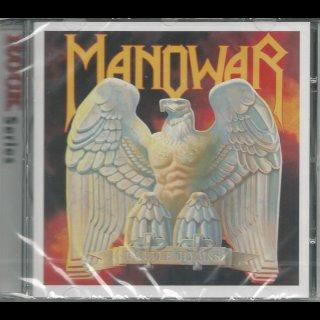 MANOWAR- Battle Hymns