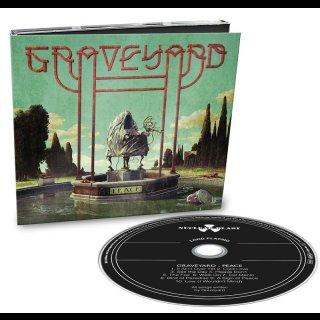 GRAVEYARD- Peace LIM. DIGIPACK