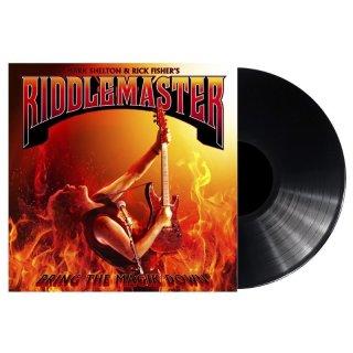 RIDDLEMASTER- Bring The Magik Down LIM. BLACK VINYL