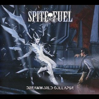 SPITEFUEL- Dreamworld Collapse LIM. DIGIPACK