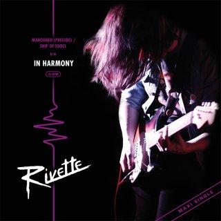 RIVETTE- In Harmony LIM. BLACK VINYL