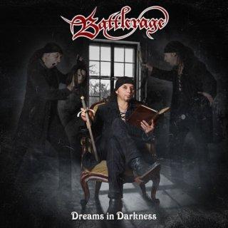 BATTLERAGE- Dreams In Darkness CD +Bonustrack
