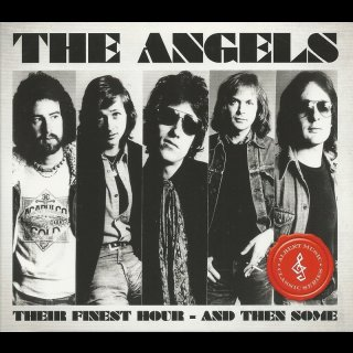 THE ANGELS- Their Finest Hour-And Then Some ALBERT CLASSIC SERIES DIGIPACK