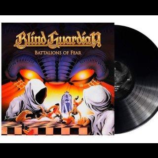 BLIND GUARDIAN- Battalions Of Fear 180g BLACK VINYL