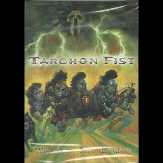 TARCHON FIST- We Are The Legion DVD