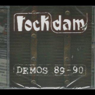 ROCK DAM- Demos 89-90