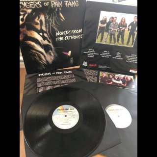 TYGERS OF PAN TANG- Noises From The Cathouse LIM.+NUMB. 2LP SET