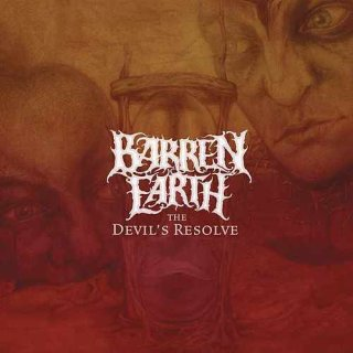 BARREN EARTH- The Devil´s Resolve LIM. BLACK VINYL