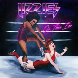 LIZZIES- On Thin Ice LIM. DIGIPACK