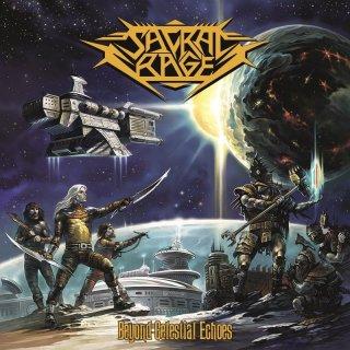SACRAL RAGE- Beyond Celestial Echoes