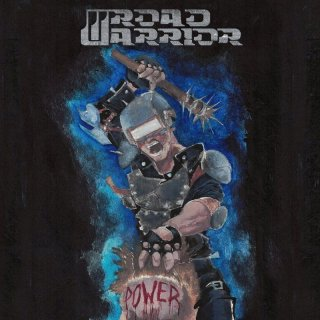 ROAD WARRIOR- Power LIM. BLACK VINYL