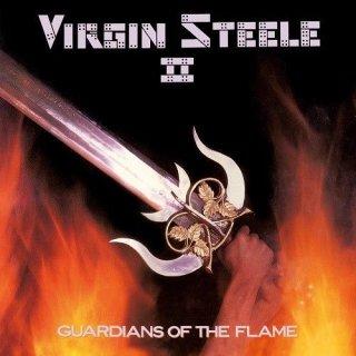 VIRGIN STEELE- II Guardians Of The Flame Rem.CD +8 Bonustracks