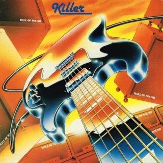 KILLER- Wall Of Sound LIM. DIGIPACK +Bonustrack