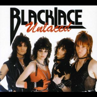 BLACKLACE- Unlaced LIM.DIGIPACK 1984 US METAL CLASSIC