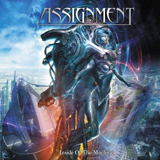 ASSIGNMENT- Inside Of The Machine