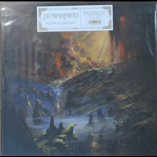 HORRIFIED- Allure Of The Fallen LIM. BLACK VINYL