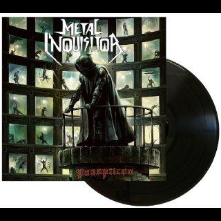 METAL INQUISITOR- Panopticon LIM. BLACK VINYL