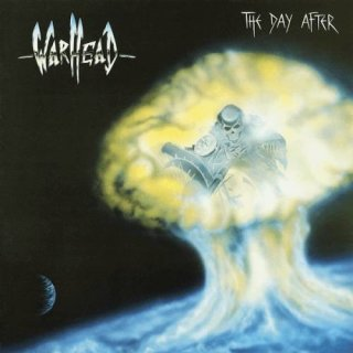 WARHEAD- The Day After LIM. DIGIPACK