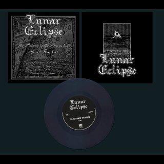 "LUNAR ECLIPSE- The Return Of The Greys LIM.7"" SINGLE"