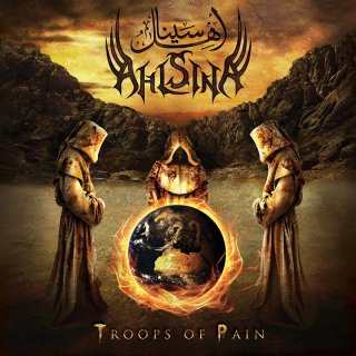 AHL SINA- Troops Of Pain LIM. DIGIPACK private press
