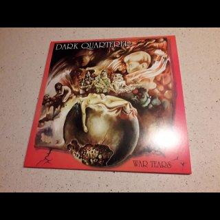 DARK QUARTERER- War Tears LIM.+NUMB.400 NOTVD LP