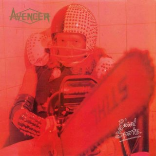 AVENGER- Blood Sports LIM. DIGIPACK +Bonustr.