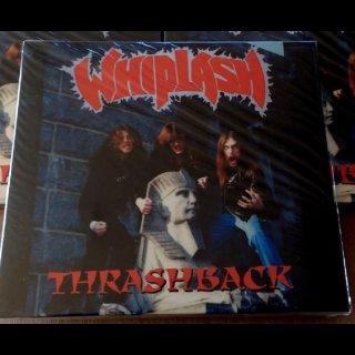 WHIPLASH- Thrashback LIM. DIGIPACK